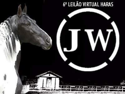 6º Leilão Virtual Haras JW