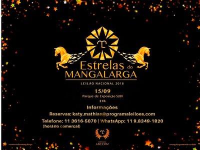 Leilão Estrelas do Mangalarga