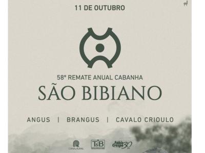 58º Remate Anual Cabanha São Bibiano