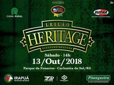 Leilão Heritage