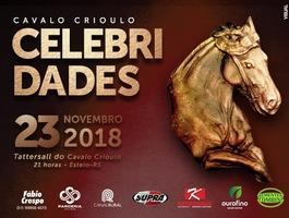Leilão Cavalo Crioulo Celebridades