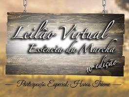 Leilão Virtual Essência da Marcha - 10ª Edição