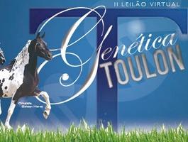 II Leilão Virtual Genética Toulon