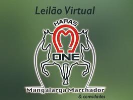 Leilão Virtual Haras One
