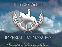 II Leilão Virtual Imperial da Marcha