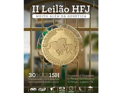 II Leilão HFJ
